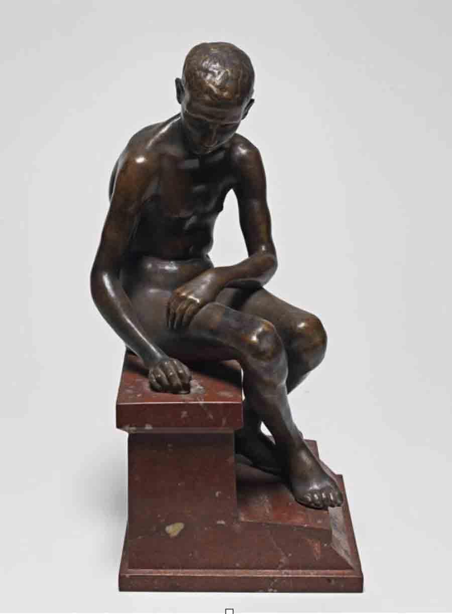 Marque, Albert (1872-1939?) Giotto (ultimi anni del sec. XIX) - Bayonne, Musée Bonnat-Helleu