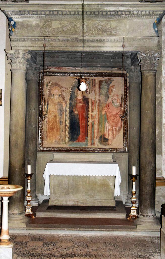 Olmi-altare