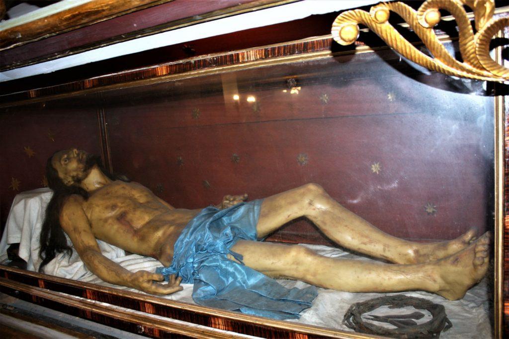 Cappella Misericordia Vicchio Cristo Susini 03