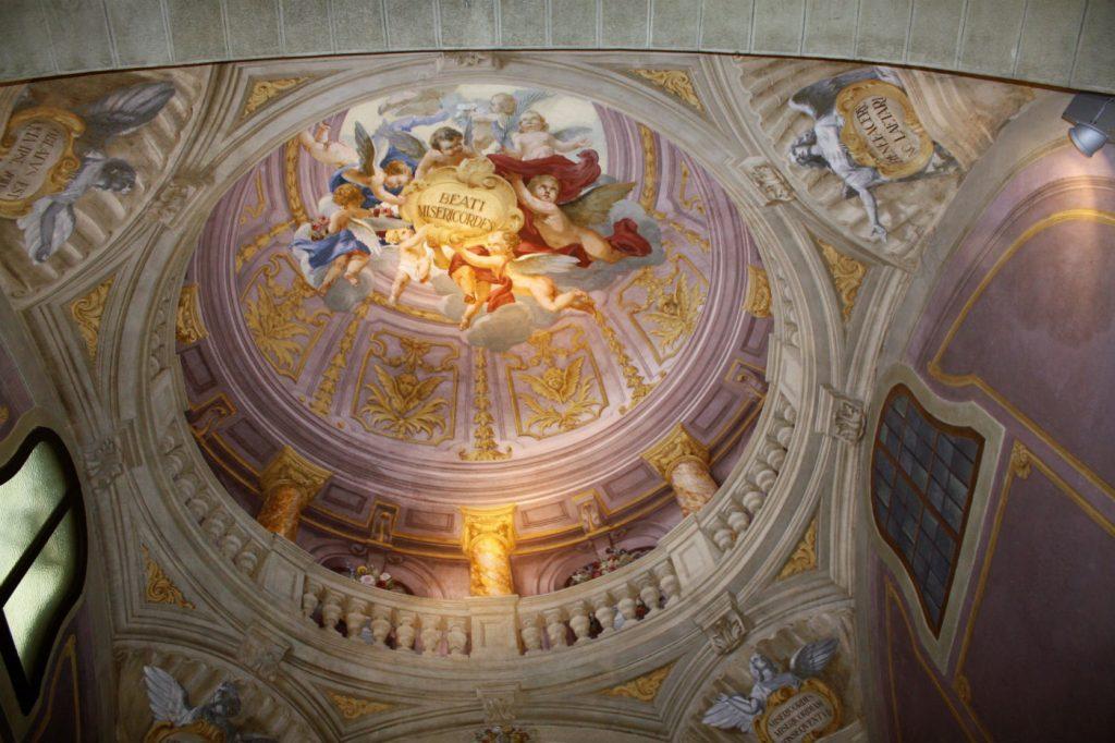Cappella Misericordia Vicchio Volta