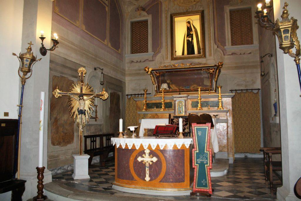 Cappella Misericordia Vicchio - foto Enrico Dolabelli