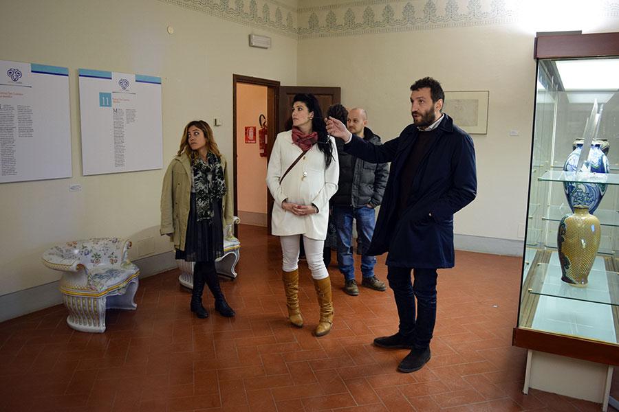 museo-manifattura-chini-cristina-becchi-alessandro-cocchieri-borgo-san-lorenzo-prima-visita-2018